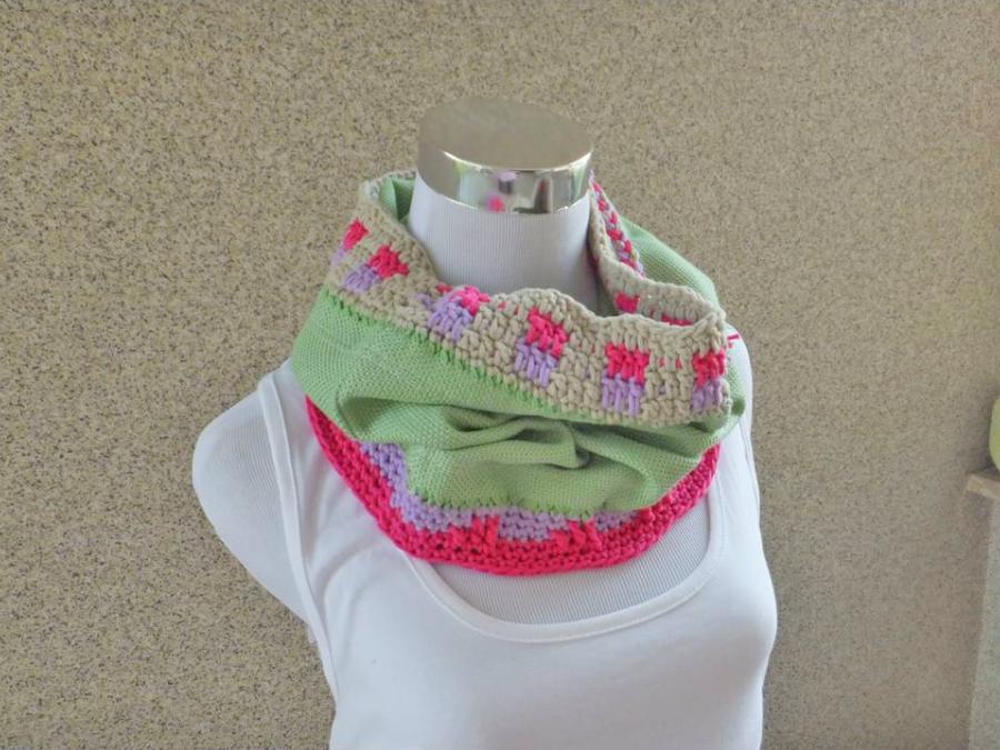 berli Design meine Häkelwelt für Groß und Klein - Schals-Handschuhe